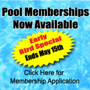 Village of Thornville Pool Membership Application
