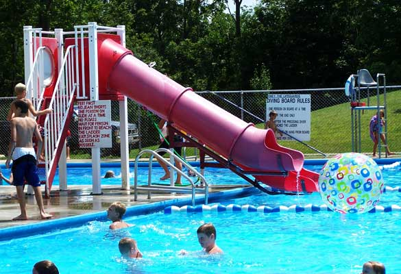 Village of Thornville Pool